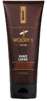 WOODY´S Shave Lather, 177 ml