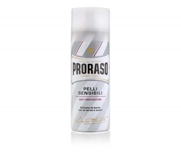 Friseur Produkte24 , Proraso Rasierschaum Sensitive 300ml