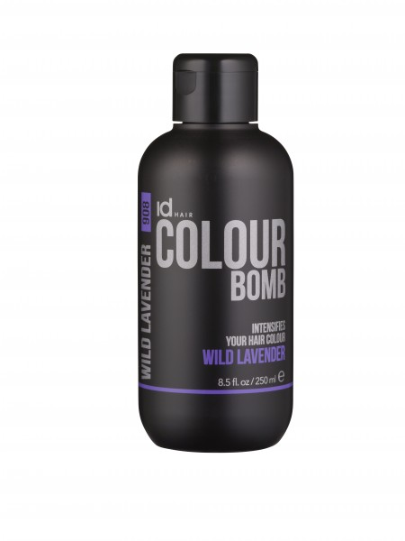 idHAIR Colour Bomb Wild Lavender 908, 250ml