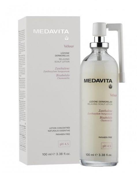 Friseur Produkte24, Medavita Spray bei juckender Kopfhaut