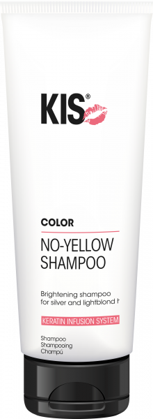 KIS Color No-Yellow Shampoo, 250 ml