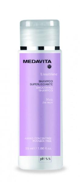 MEDAVITA Lissublime Smoothing Shampoo, 55 ml