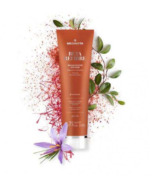 MEDAVITA Beta Refibre Reconstructive Hair Mask, 150ml