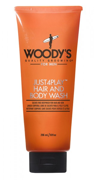 WOODY´S Just4Play Body Wash, 296ml