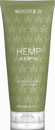 SELECTIVE Hemp Sublime Conditioner, 200ml