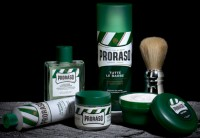 Vorschau: PRORASO Shaving Foam Green Refresh, 50ml
