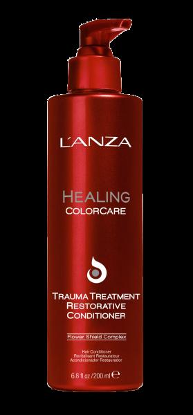 LANZA Healing ColorCare Trauma Restorative Conditioner, 200ml