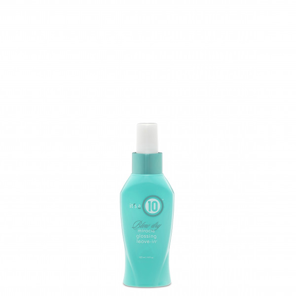 It's a 10 Miracle Leave-In Blow Dry Conditioner, 120ml