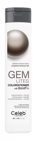 Celeb LUXURY GEM LITES Colorditioner Tahitian Pearl, 244ml