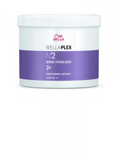 WELLA WellaPLEX Bond Stabilizer N°2, 500ml