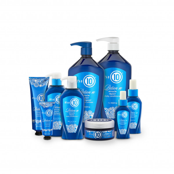 It's a 10 Miracle Instant Repair Leave-In Conditioner, 120ml