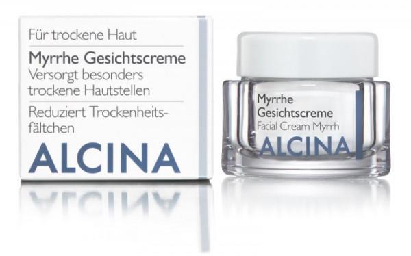 ALCINA Myrrhe Gesichtscreme, 50ml