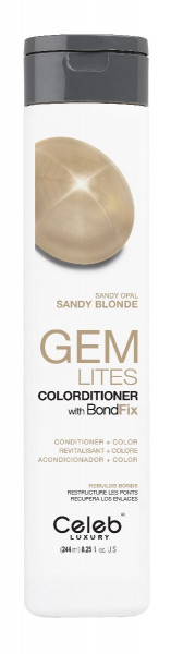Celeb LUXURY GEM LITES Colorditioner Sandy Opal, 244ml