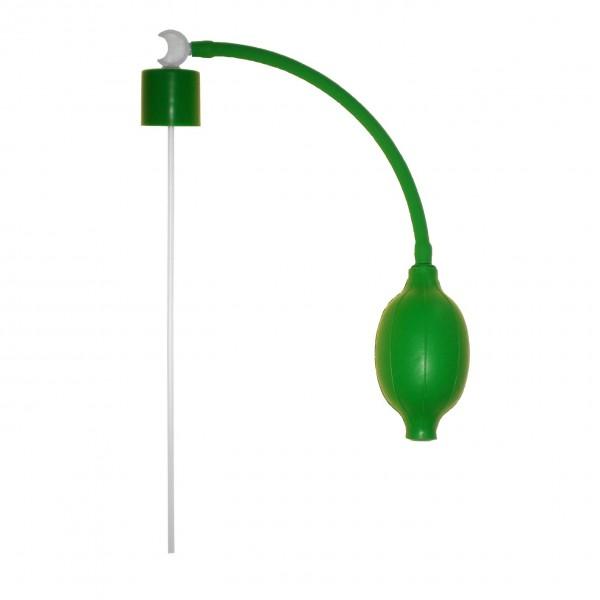 Friseur Produkte24 , Proraso Zerstäuber grün für 400ml Flasche