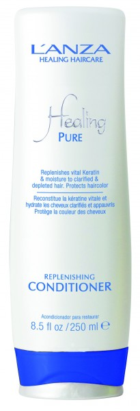 LANZA Healing Pure Replenishing Conditioner, 250ml