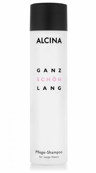 ALCINA Ganz Schön Lang Pflege-Shampoo, 250ml