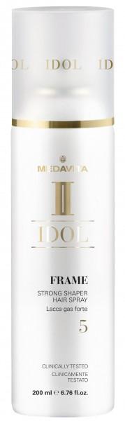 MEDAVITA IDOL Texture Frame Strong Shaper Hair Spray, 500ml