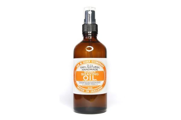 DR. K Shaving Oil Peppermint, 100 ml