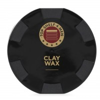 TOP SHELF 4 MEN Clay Wax Stylingwachs, 100ml