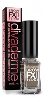 DIVADERME BROW FX II TERRA Cappuccino Brown, 4 ml