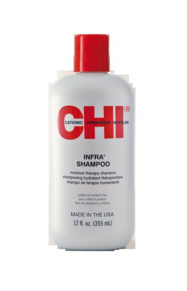 CHI Infra Moisture Therapy Shampoo, 355ml