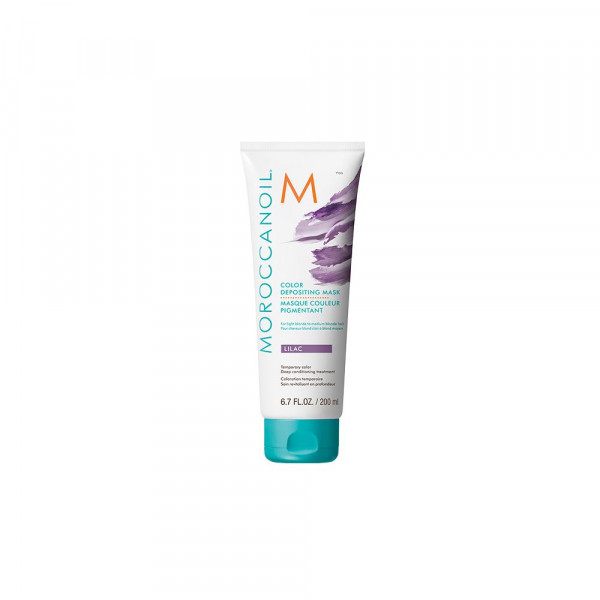 MOROCCANOIL Color Deposting Mask Lilac, 200ml